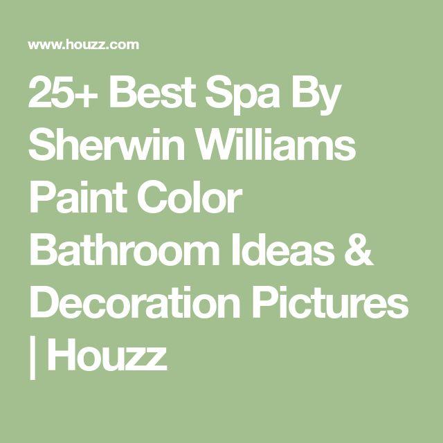 Best 25+ Spa Paint Colors Ideas On Pinterest
