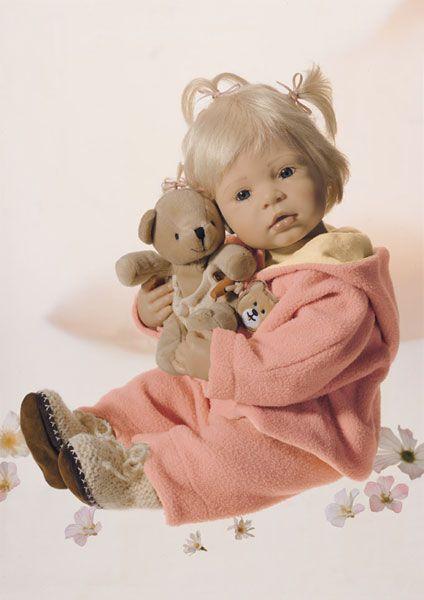 307 Best Zapf Poppen Images On Pinterest Blond Gummi