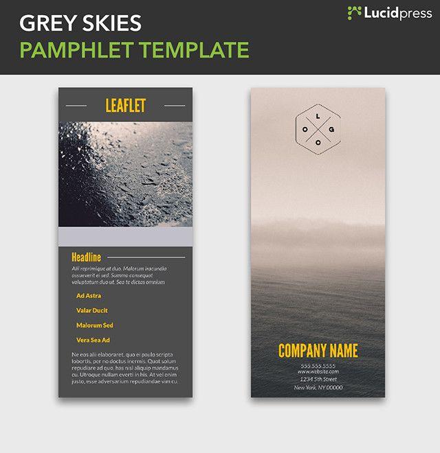70 best Brochures images on Pinterest Tri fold brochure design - pamphlet sample