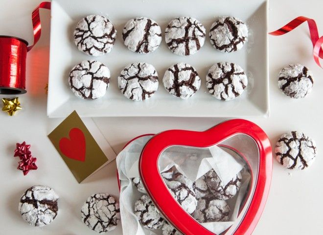 Chocolate crinkles - Un'americana in cucina