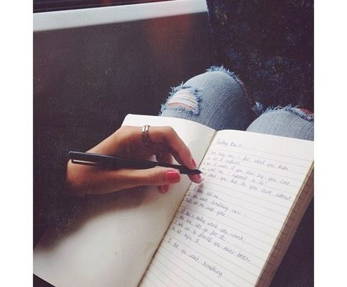 journal for self-care and self-growth / mindfulness / create the life you want / clarity