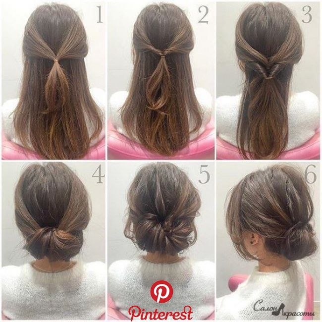 Everyday Hairstyles For Nurses Hair Styles Medium Hair Styles Nurse Hairstyles