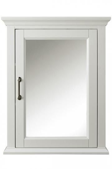 Charleston 24W Mirrored Cabinet