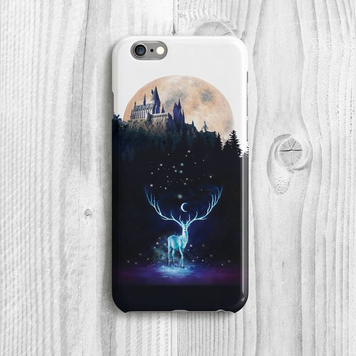 Harry Potter the nocturnal deer  samsung S5  Samsung S6 samsung s7 edge  Samsung s8 IPhone 4 s IPhone 5 s IPhone 6 Plus IPhone 7 case by CaseFaceDesign on Etsy https://www.etsy.com/listing/520098586/harry-potter-the-nocturnal-deer-samsung