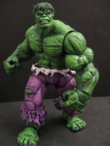 Classic Hulk (Marvel Legends) Custom Action Figure