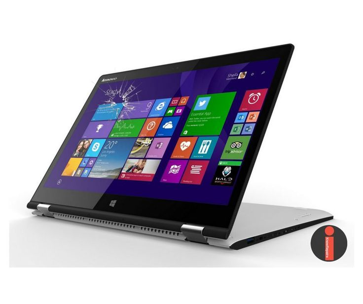 Cracked Screen Repair Service for your Lenovo Ideapad Yoga 2 Pro Touch