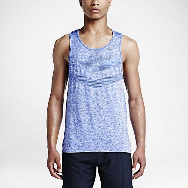 Nike Dri-FIT Knit Men's Running Tank Top