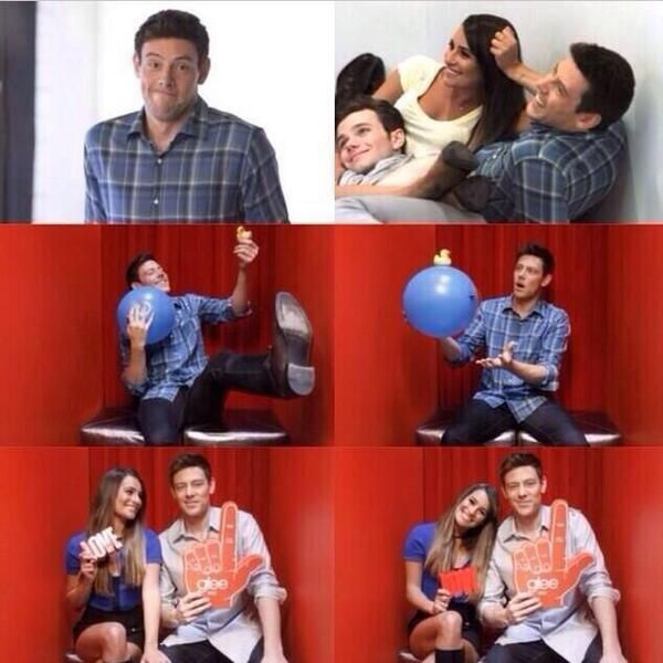 GLEE Season 5 Publicity shoot:)