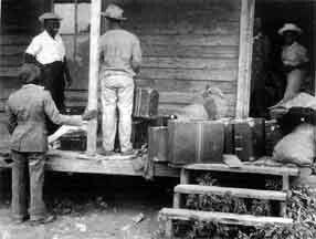 The Great Migration Oklahoma Historical Society