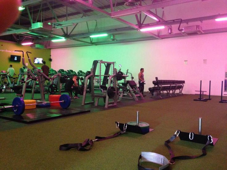 New lighting & new equipment = a New You at Fit4Less Long Eaton