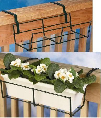 universal rectangular plant holder