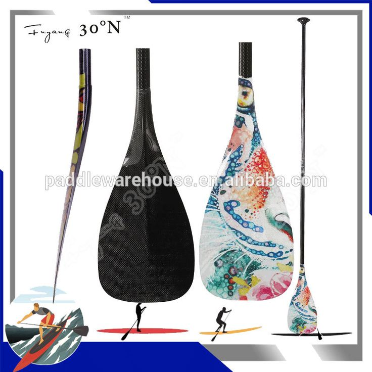 Carbon Fiber Rowing Oars Stand Up Paddle SUP Oars for Inflatable Paddle Board