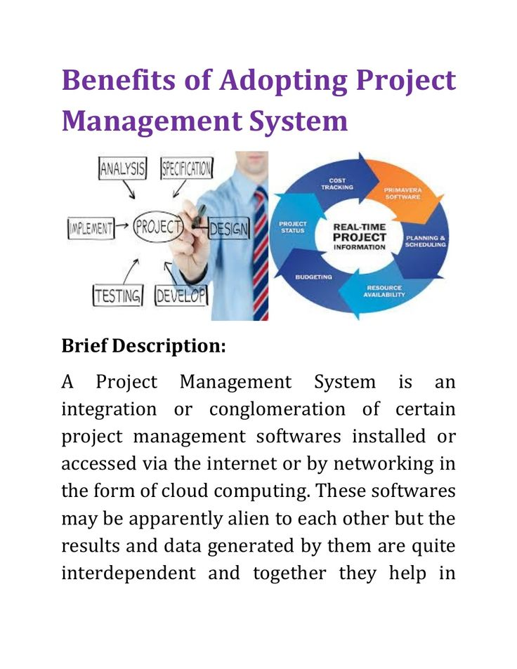 The Project management System is a conglomeration of software's and offers the benefits of improved transparency, enhanced communication and high profitability. Read here, where you can get project management software to create effective strategy of resource planning.