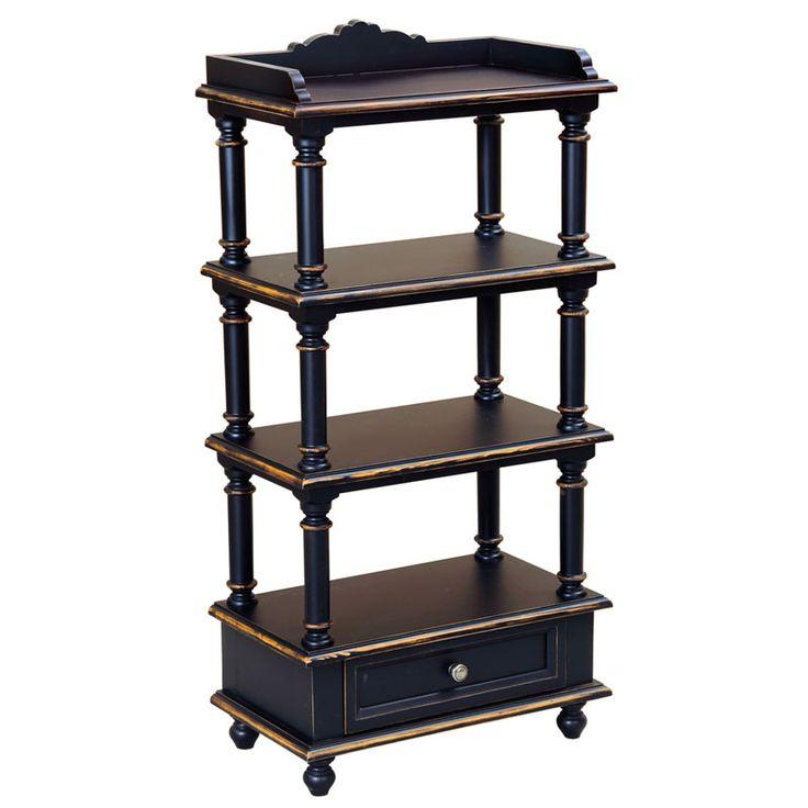 Perfecta pentru orice colt al camerei, pe aceast raft va puteti pune cartile dar si obiecte de decor speciale. Aceasta piesa de mobilier se poate decora foarte bine cu ajutorul unor rame foto, unde va puteti insira amintirile.