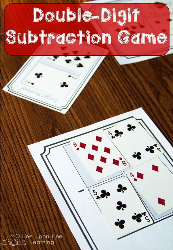 191 best Subtraction images on Pinterest | Teaching math, Activities ...