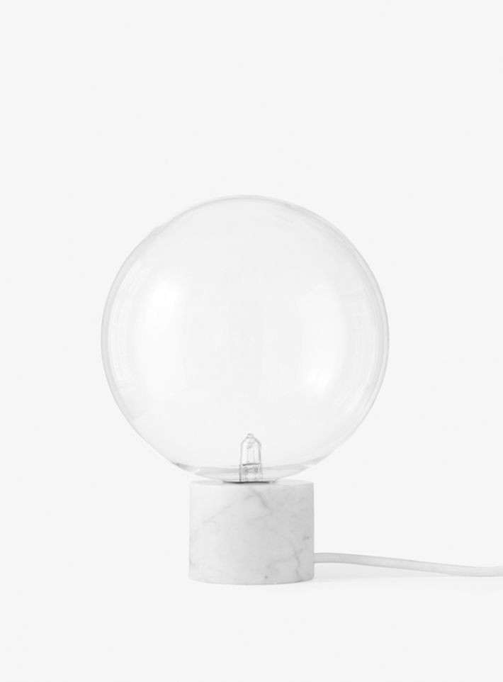 Marble light by studio vit for ANDTRADITION