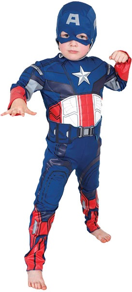 Superhero fancy dress costumes for a superhero party
