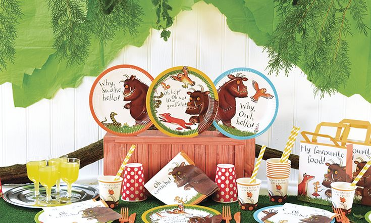 Classic Storybook Party Themes - Party Pieces Blog & Inspiration