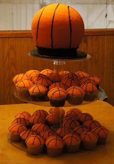 "Photo 10 of 11: Basketball / Birthday ""6th year old basketball party"" 