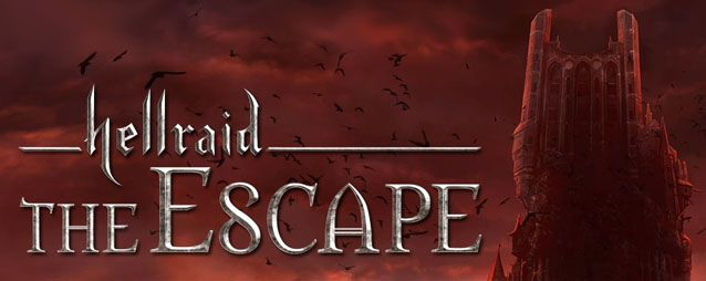 Hellraid: The Escape – una torre colma di mostruosi enigmi vi aspetta su iOS