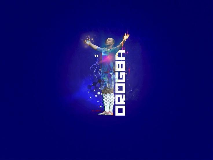 King Didier Drogba 11