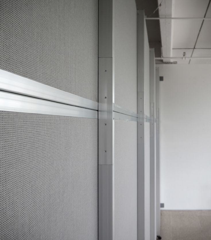 47 Best Wall Mounted Partitions Images On Pinterest