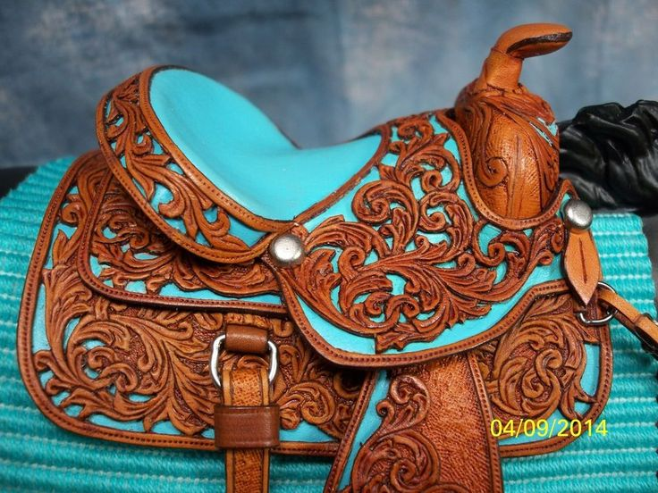 CM Western Show Saddle (Horse Not Included) Open to International bidders