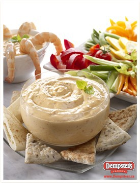 Sundried Tomato Pesto Dip from www.Dempster.ca