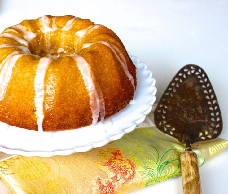 Sinner Sunday: Yoghurt-citroencake