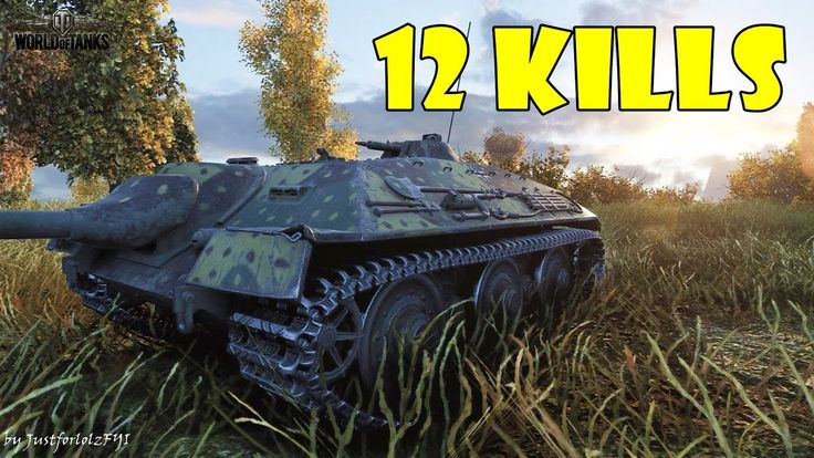 World of Tanks - EPIC! [E 25 | 12 KILLS, 5100 DMG by mrempireman4]