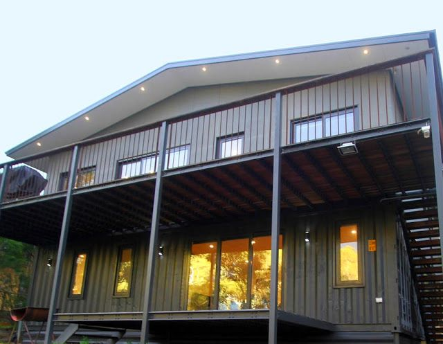 Best 25 Shipping Container Homes Australia Ideas On