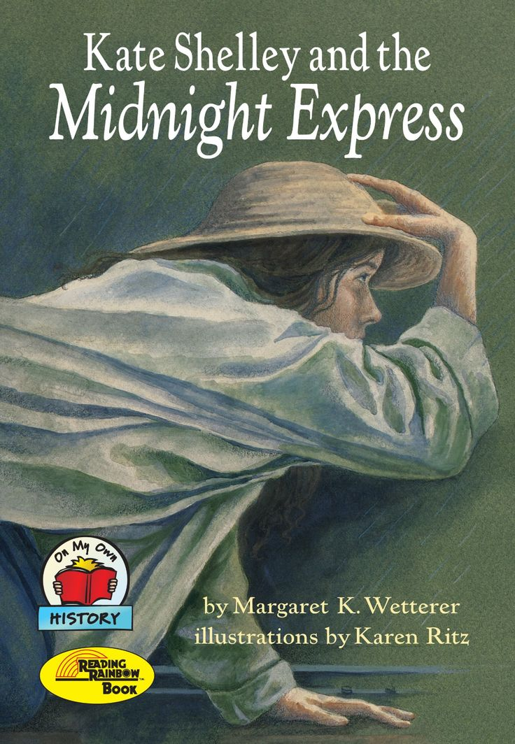Kate shelley and the midnight express on my own history