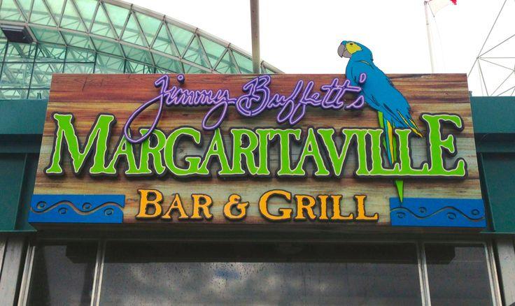 Jimmy Buffett's Margaritaville, Chicago Navy Pier, Fall 2013