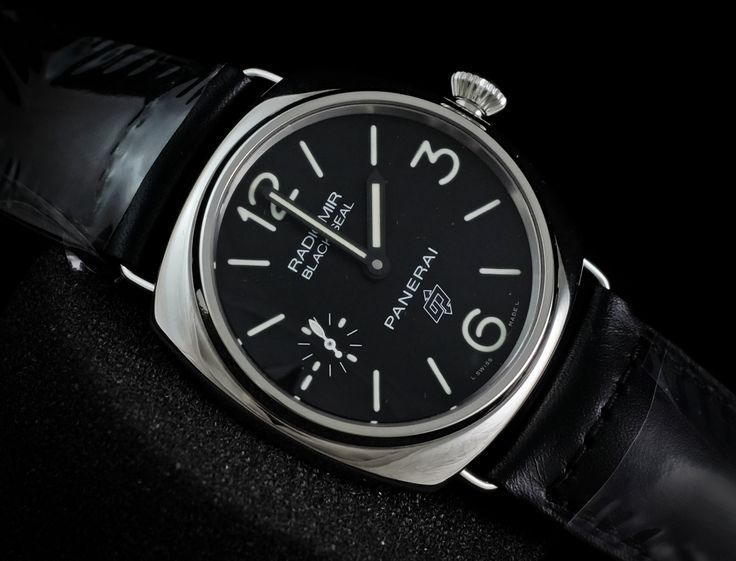 BNOS Panerai PAM 380 Radiomir Black Seal 45mm 'P'  Ref: PAM00380 Movement: Hand-wound Mechanical Crystal Material: Sapphire - Scratch Resistant Case Diameter: 45.0 mm Caseback: Stainless Steel, Solid Serial 'P'  Condition: BNOS 100%  (Fullset box manual paper)  WE ARE BASED AT JAKARTA - INDONESIA please contact us for any inquiry : whatsapp : +6285723925777 blackberry pin : 2bf5e6b9 #panerai #pam380 #titanium #indoristi #bruristi #officinepanerai #paneristi #paneraicentral #singapore