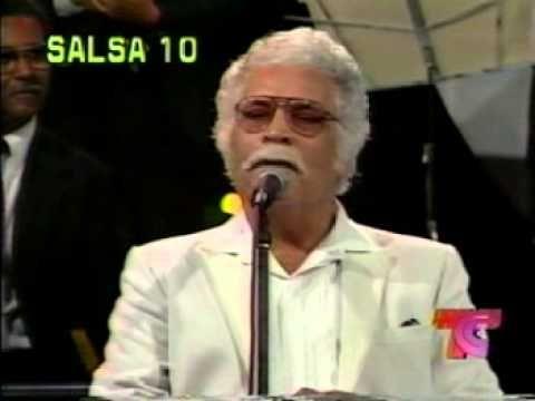Daniel Santos & La Sonora Matancera- Linda (En Vivo) - YouTube