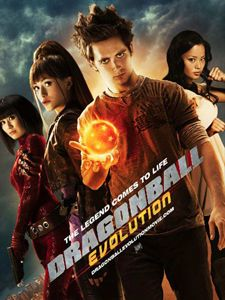 Dragon Ball Evolution is a martial arts movie directed by James Wong in 2009.