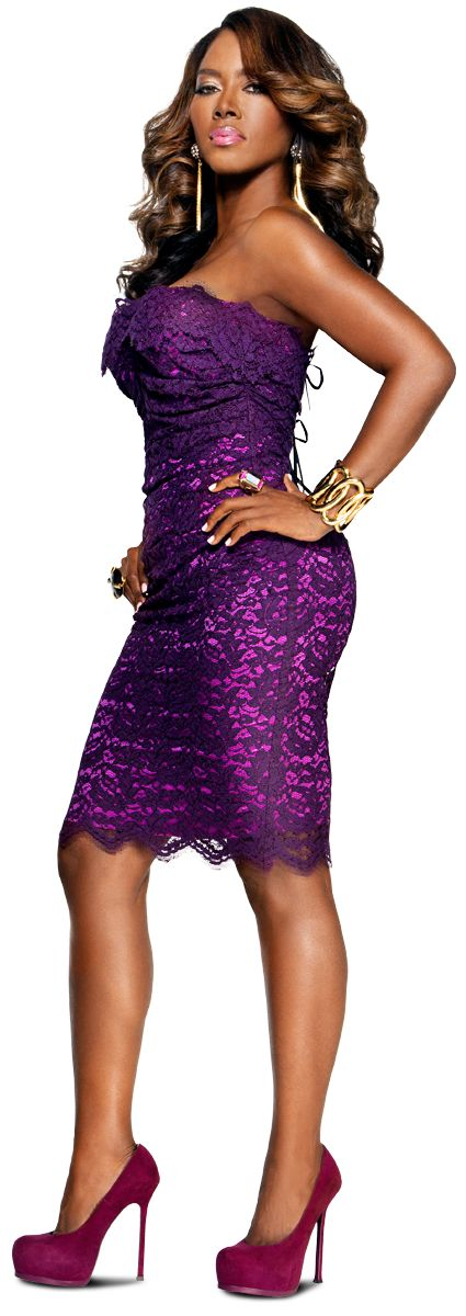 Kenya Moore | The Real Housewives of Atlanta