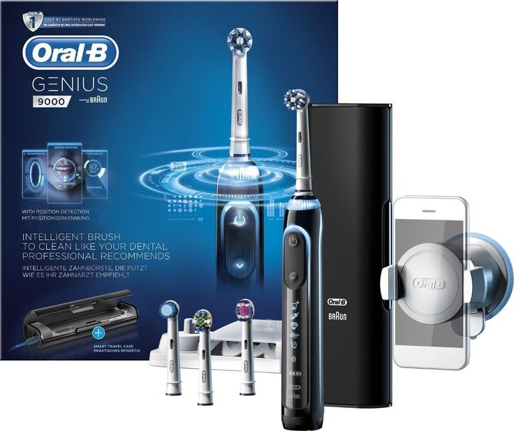 Oral-B Genius 9000 Black - Skroutz.gr