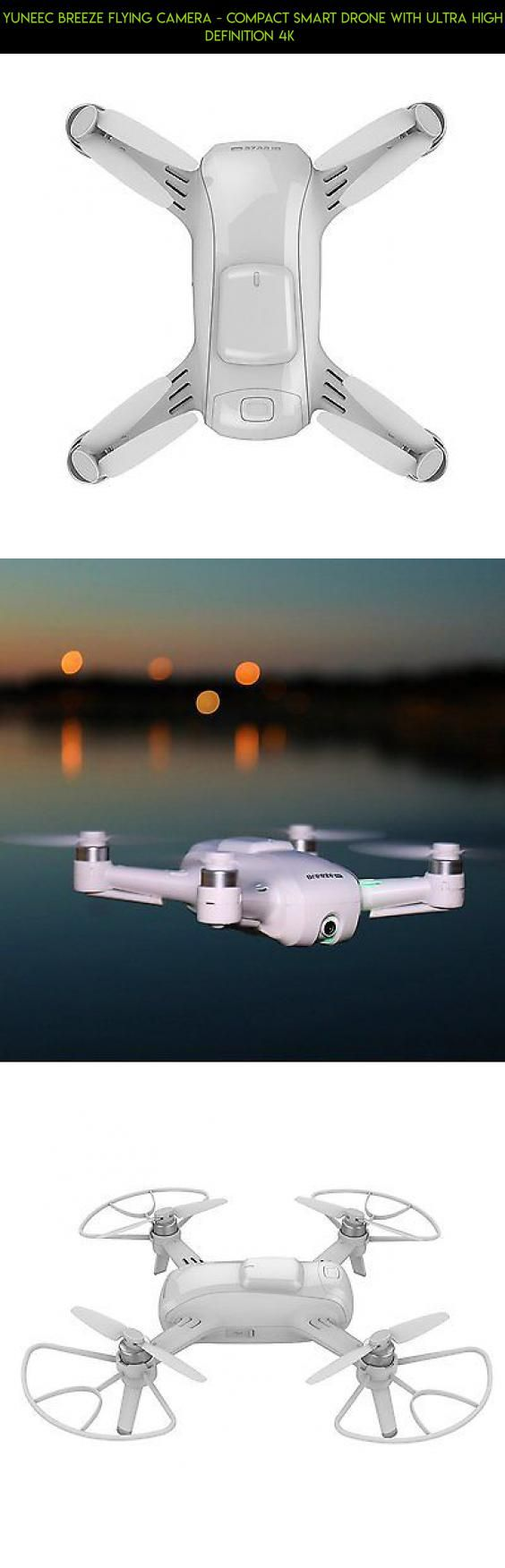 Yuneec Breeze Flying Camera - Compact Smart Drone with Ultra High Definition 4K  #breeze #drone #parts #camera #gadgets #tech #shopping #plans #4k #racing #kit #technology #fpv #products #yuneec
