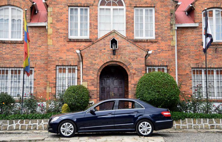 Mercedes-Benz E 250 (W 212) 2013. Photo Jorge A. Medellin-MBenz.expert.