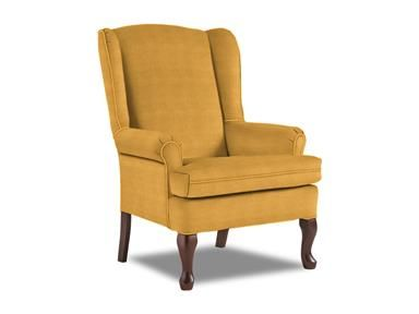 Shop for Best Home Furnishings Queen Anne Wing Chair, 8000, and other Living Room Chairs at Best Home Furnishings - IFRAME in Ferdinand, IN. Best Home Furnishings Vespa is a traditional upholstered Queen Anne Wing chair offering simplistic elegance. Its tight back, reversible seat cushion and Dark Cherry cabriole legs makes this a sophisticated, yet comfortable place to curl up a read a book.