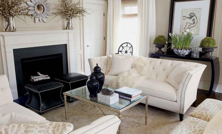 Pin by Ethan Allen Inc. on H I S T O R Y - M U S E S | Pinterest | Living rooms, Living room ...