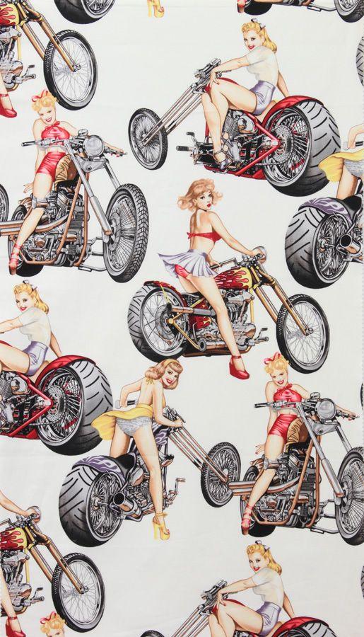 Girls ride.