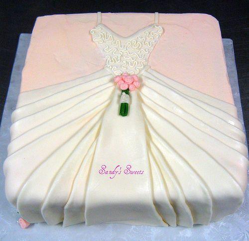 Bridal Shower Cake | Flickr - Photo Sharing!