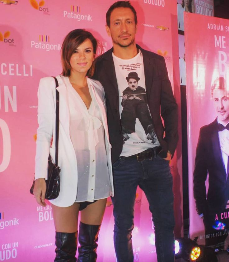 Gimena Accardi & Nicolas Vazquez