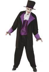 Disfraz vampiro duque hombre