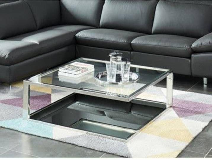 Couchtisch Design Glas Jonava Table Furniture Decor