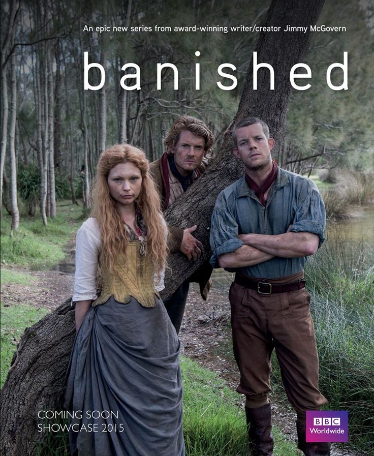 Banished (TV Series 2015– )