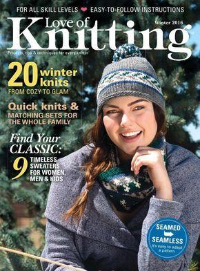 Love of Knitting Winter 2016 - 轻描淡写的日志 - 网易博客                                                                                                                                                                                 More