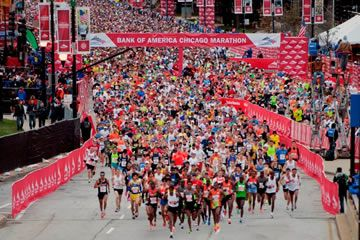 Marathon bucket list-got 1 down... love to do some of these: Chicago, NY, Honolulu, London